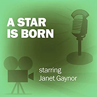 A Star Is Born audiobook cover art