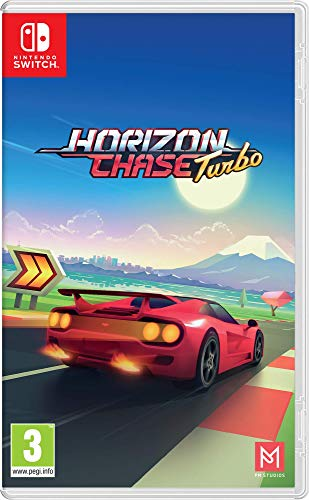 Horizon Chase Turbo - Nintendo Switch [Importación inglesa]