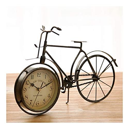 Relojes de mesa Reloj de escritorio retro de escritorio Relo