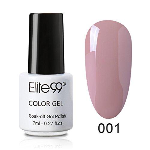 Elite99 UV LED Nagellack UV Gel Nail Polish für Nails Art Peel Off Nagellack UV farbgel für...