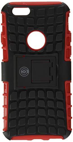 Cavo e custodia protettiva rigida Dual Layer ibrido gomma duro/morbido goccia resistente agli urti con funzione di supporto, per iPhone 6, iPhone 6s