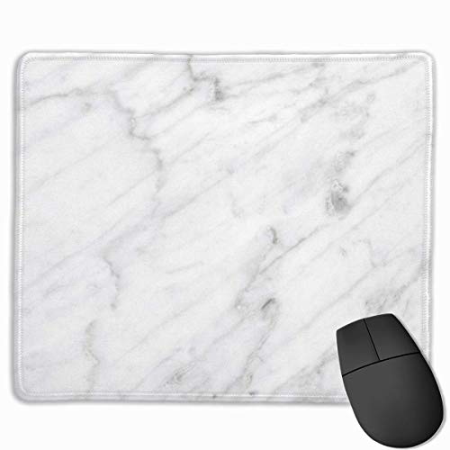Muiskussen, bureaumuis, marmer Carrara marmer tegel oppervlak organische stijl graniet model modern design standaard maat grijs wit
