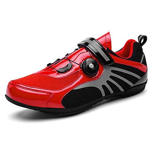 Zapatos de ciclismo sin cerradura, color, talla 41 EU