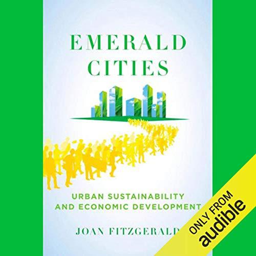 Emerald Cities audiobook cover art