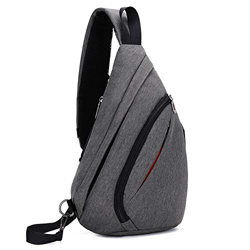 SKYSPER Sling Shoulder Backpacks Chest Pack Bag Single Strap Crossbody Daypack for Man Women Girl Boy