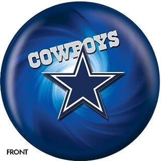 KR Strikeforce NFL Dallas Cowboys Bowling Ball 15lbs