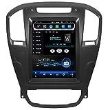 KasAndroid AUTORADIO Android 9.0,para Opel Insignia/Buick Regal Estilo Tesla Pantalla Vertical 10', Quad Core, 2GB RAM, 16 GB ROM/GPS Coche Car/WiFi navi navegador/Año: 2008 hasta 2013