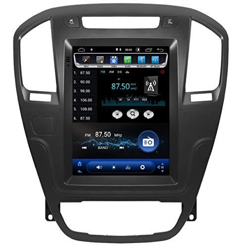 KasAndroid AUTORADIO Tip Tesla Android 9.0, für OPEL Insignia/Buick Regal GPS NAVI 4G Quad CORE 2GB RAM 16GB ROM Vertical Bildschirm 10