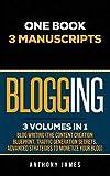 Blogging: Blog Writing (The Content Creation Blueprint, Traffic Generation Secrets, Advanced Strategies to Monetize Your Blog)