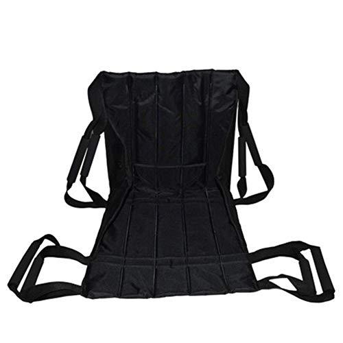 QINAIDI Patientenaufzug, der Gurtbrett Notevakuierungs Stuh Rollstuhl Ganzkörper medizinischer anhebender gleitender Gürtel für