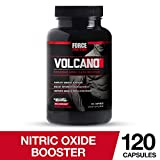 Volcano Pre-Workout Nitric Oxide Booster with Creatine, Boost Nitric...