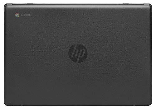 mCover - Carcasa rígida para HP Chromebook 14a Series 2020 de 14 pulgadas (como 14a-na0023cl Vendido en Costco, no compatible con portátiles HP C14 G1, G2, G3, G4, G5, G6, color negro