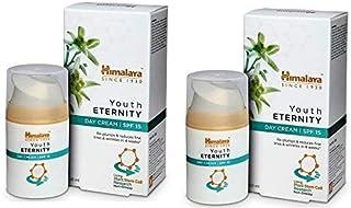 Himalaya Youth Eternity Day Cream SPF 15 50ml (pack of 2)