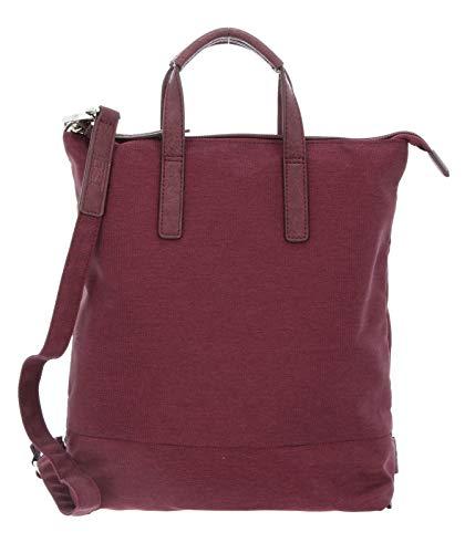 Jost Bergen X-Change (3in1) Bag XS Borsa a zainetto rosso bordò