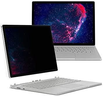 Surface Book 2 1 Privacy Screen Protector 15 inch Fully Removable Habyby Privacy Screen Anti product image