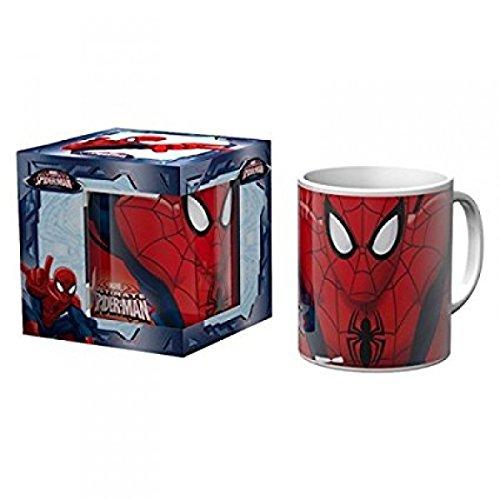 1 Coffret Mug Céramique 32cl SPIDERMAN