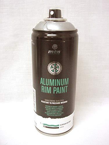 Montana Colors Bote Spray Pintura Aluminio Llantas Ruedas Coche