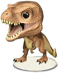 3. Funko Pop! Movies: Jurassic Park Tyrannosaurus