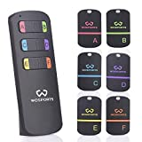 Best Key Finders - WOSPORTS Key Finder, Item Tracker Wireless RF Item Review