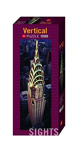 58267   Puzzle Clásico   Chrysler Building Vertical   1000 Piezas