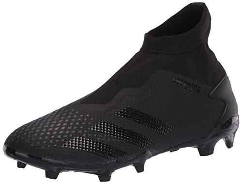 Adidas Predator 20.3 Ll Fg Black/Black Soccer Shoes 8