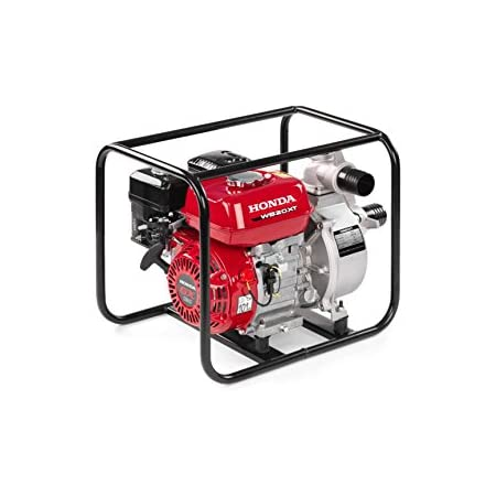 Vidaxl Benzin Wasserpumpe 5 5ps 50mm Motorpumpe Gartenpumpe Kreiselpumpe Küche Haushalt