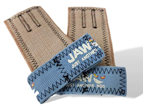 JAW Pullup Grips (Baby Blue, Medium)