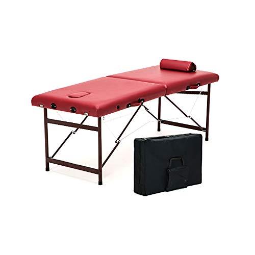 MGW Table de Massage lit de beauté Portable Super Doux Multifonction pour la thérapie de Tatouage...