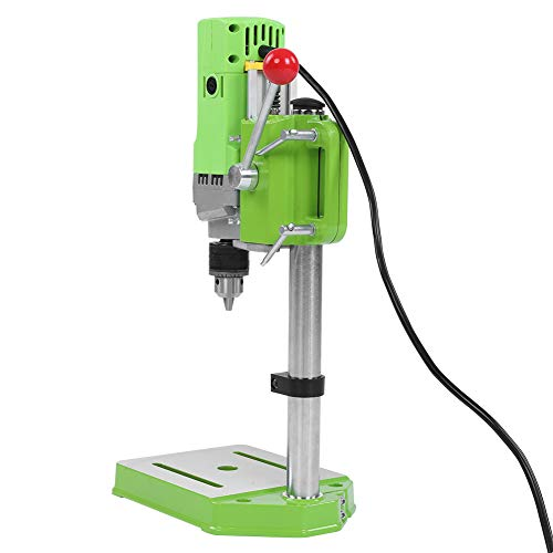 Fantastic Prices! Bench Drill Stand, 220V 710W Mini Drill Press Table Workbench, Compact Drill Wood ...