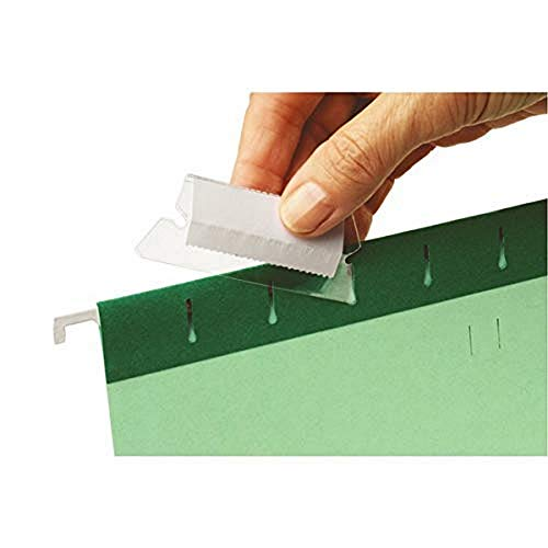 Rexel 2115596 Suspension File, Tabs and Labels 5 cm Plastic/Paper, Pack of 25,