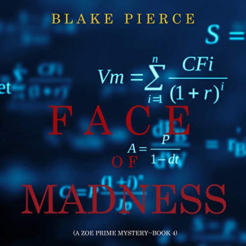 Face of Madness Audiobook By Blake Pierce cover art