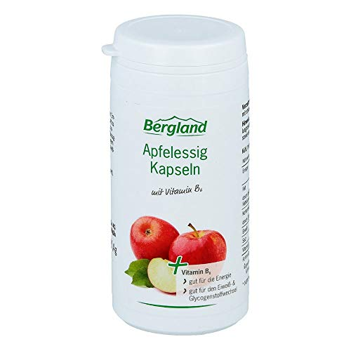 Bergland-Pharma GmbH & Co. KG -  APFELESSIG Kapseln