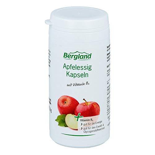 Bergland Apfelessig Kapseln, 60 St. Kapseln