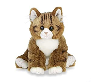 Bearington Collection Tabby Maine Coon Cat