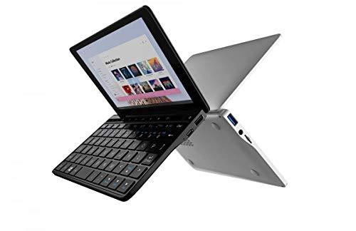GPD Pocket 2 - Celeron Amber Black Edition - Windows 10 Portable Laptop with 7' Touchscreen - Intel Celeron 3965Y ; UHD Graphics 615 ; 8GB RAM ; 256GB Storage ; UMPC [AB-256GB]