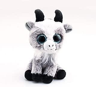 MANGMOC Ty Beanie Boos Big Eyes Elephant Monkey Rabbit Fox Owl Unicorn Cat Ladybug Cute Animal Plush Toys Doll for Girl Gifts Must Haves for Kids Kids Gifts My Favourite Superhero Classroom