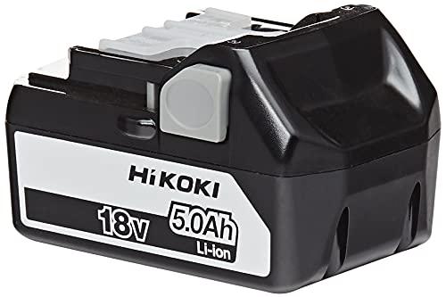 Hikoki 335790 Lithium-Batterie, Schiebeaufsatz, 18 V-5,0 Ah