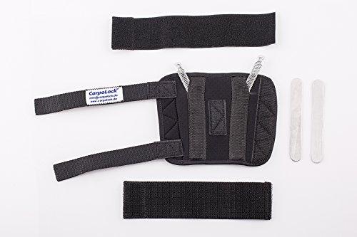 NATURE PET CarpoLock Premium Karpalgelenk Bandage Groesse L