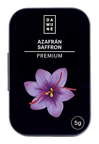 Zafferano Premium in Pistilli Hispania 5g - La Mancha / Spagna - Categoria I Superiore