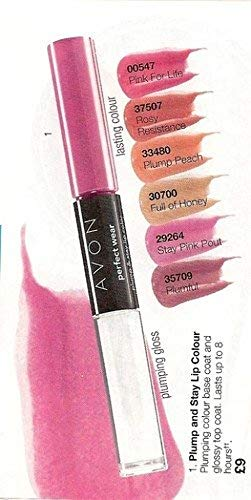 Perfect Wear Lipcolor. Rosy Resistance