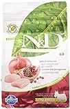 n&d low grain n&d n& d grain free mini con pollo e melograno secco cane gr. 800, multicolore, unica
