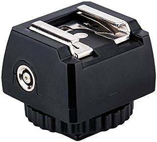 """JJC JSC-9 محول الحذاء الساخن مع قدم حذاء بارد ومأخذ ثلاثي 1/4 """"-20 في الأسفل - نار وميض الكاميرا بدون الكاميرا التي تحتوي ..."""