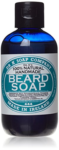 DR K Soap Company Beard Soap Lime 100 ml