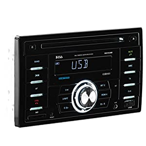 Audio  Touchscreen DVD/CD/USB/SD/MP4/MP3 Player Receiver with Navigation Bluetooth Streaming Bluetooth Hands-free with Remote