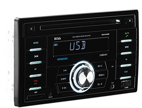 Audio  Touchscreen DVD/CD/USB/SD/MP4/MP3 Player Receiver with Navigation Bluetooth Streaming Bluetooth Hands-free with Remote 4