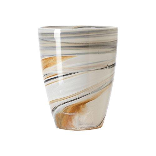 LEONARDO Windlicht 19 beige Alabastro - Glas - Handmade