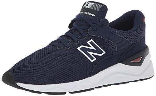 new balance x90 azul