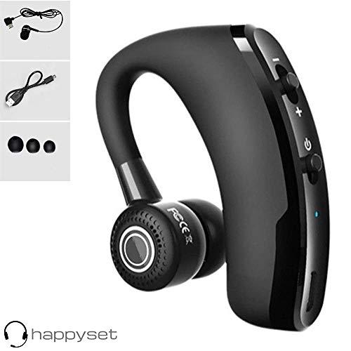 Bluetooth headset met microfoon voor mobiele telefoon. Telefoneren Auto Telefoon iPhone universal Office 2 Telefoon LKW KFZ Bloothooth 6 6s 7 Plus 8 X XR XS Android Samsung Galaxy S7 S8 S9 S10 A5 Huawei P7 P8 P9