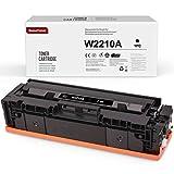 1 tóner BeneToner 207A compatible con impresoras HP 207A para HP Color Laserjet Pro M255dw MFP M282nw M283cdw M283fdw