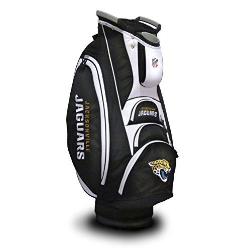 Team Golf NFL Jacksonville Jaguars Golf Cart Bag